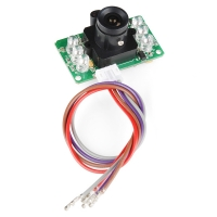 LinkSprite JPEG Color Camera TTL Interface - Infrared