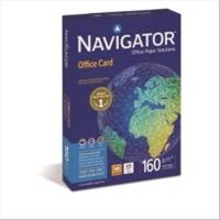 NAVIGATOR OFFICE CARD 5 RISME 250 FOGLI/RISMA CARTA FORMATO A4 1