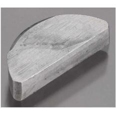 DLE-130 Woodruff key - part 8