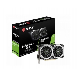 VGA MSI NVIDIA GTX 1650 VENTUS XS OCV1 4GB D6 128B 75W D/DP/H