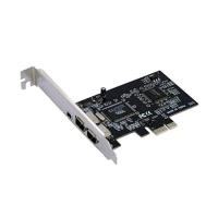 NILOX SCHEDA PCI EXPRESS ADAPTER 3+1 FIREWIRE PORTS
