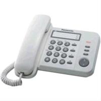 PANASONIC KX-TS520EX1W TELEFONO DA TAVOLO BIANCO