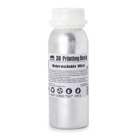 Wanhao UV water washable resin wit 250 ml