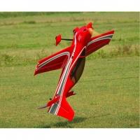 Gamebird 60 EXP Rosso/Bianco ARF - 152 cm Aeromodello acrobatico