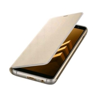 SAMSUNG GALAXY A8 (2018) NEON FLIP COVER GOLD