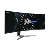 "SAMSUNG LC49RG90 49"" QLED ULTRAWIDE QUAD HD CURVO MONITOR GAMING"