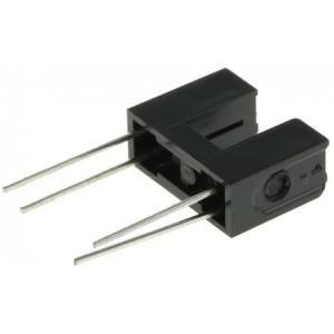 Interruttore ottico a taglio Sharp GP1S53VJ000F Montaggio con fo