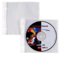 SEI ROTA ATLA PORTA CD/DVD CON FORATURA UNIVERSALE IN PP CM 12X1