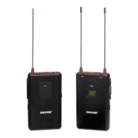 Shure FP15-H5 FP Wireless Bodypack System with FP5 Diversity Rec