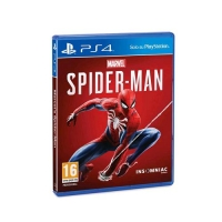 SONY PS4 MARVEL S SPIDERMAN