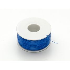 Wire Wrap Thin Prototyping  Repair Wire - 200m 30AWG Blue