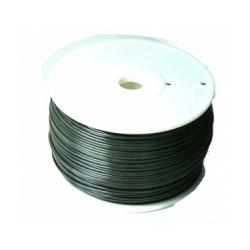 PLA - Black - spool of 1Kg - 1.75mm