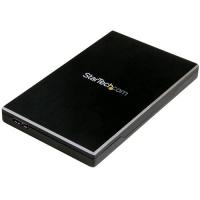 """STARTECH BOX VUOTO HDD/SSD FORMATO 2.5"""" INTERFACCIA SATA MICRO U"""