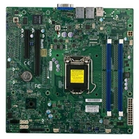 SUPERMICRO X10SLL-SF SCHEDA MADRE SOCKET LGA 1150 CHIPSET C222 M