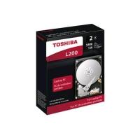 """TOSHIBA L200 HDD 2.000GB SATA III 2.5"""" 5.400 rpm"""