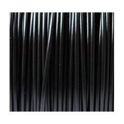 PETG - Opaque black - spool of 1KG - 3mm