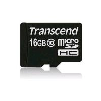TRANSCEND TS16GUSDC10 MICRO SD HC 16GB CLASSE 10