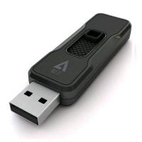 V7 VP22G CHIAVETTA USB 2.0 2GB CONETTORE RETRAIBILE NERO