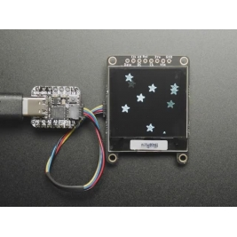 Adafruit Grayscale 1.5 (inches) 128x128 OLED Graphic Display