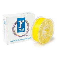 REAL PETG - Opaque Yellow - spool of 1Kg - 3mm