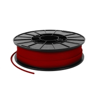 NinjaFlex 3D filament - Red (fire) 3mm semiflexible TPE - 0,75KG