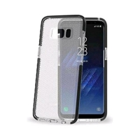 CELLY HEXAGON SAMSUNG GALAXY S8 COVER BLACK