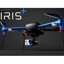 3DR Iris+  Autonomous multicopter