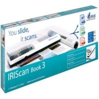 IRIS I.R.I.S. IRISCAN BOOK 3 PENNA SCANNER 900 X 900 DPI BIANCO