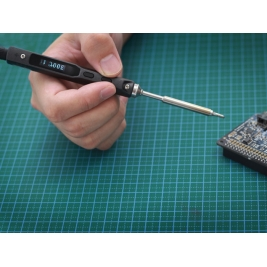 Mini Soldering Iron - Europe Standard (Shape-BC2)