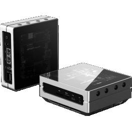 re_computer case (Silver Metal Edition): Most Compatible Enclosu
