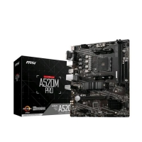 MSI A520M PRO SCHEDA MADRE FORM MICRO ATX CHIPSET AMD A520 SOCKE