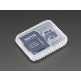 4GB SD Card w/ Jessie Lite