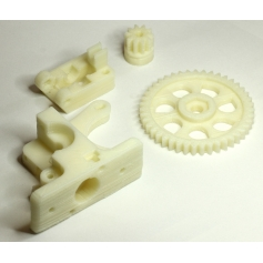 Greg s extruder cold end printed parts J Head (PLA, 1.75mm filam