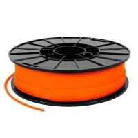 NinjaFlex 3D filament - Orange (Lava) 1.75mm flexible TPE - 0,5K