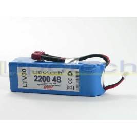 14,8V Lipo 2200mAh Battery
