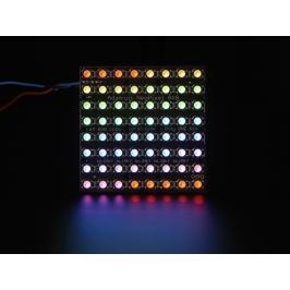 Adafruit NeoPixel NeoMatrix - 64 RGBW - Cool White