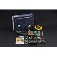 Advanced Kit for Raspberry Pi 2 without Pi (Windows 10 IoT Compa