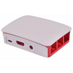 Contenitore ufficiale per Raspberry Pi 3 Model B, 2 B, B+, Rosso