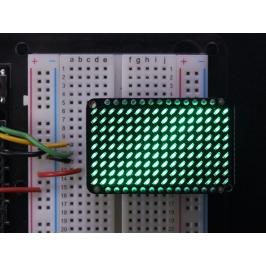 LED Charlieplexed Matrix - 9x16 LEDs - Green