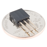 Stackable Header - 3 Pin (Female, 0.1 (inches))