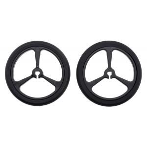 Pololu Wheel 40×7mm Pair - Black