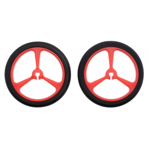 Pololu Wheel 40×7mm Pair - Red