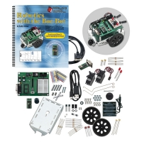 Parallax Boe-Bot Robot Kit - Serial (with USB adapter and cable)