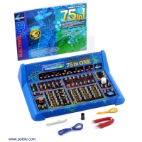 Elenco 75-In-One Electronic Project Lab
