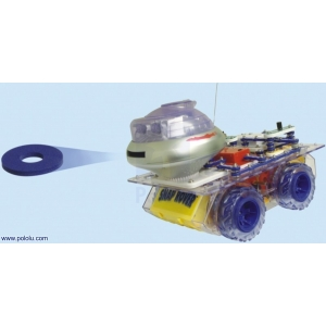 Deluxe RC Snap Circuits Rover
