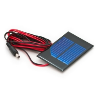 Solar Cell: 4.5 V, 100 mA, 0.45 W