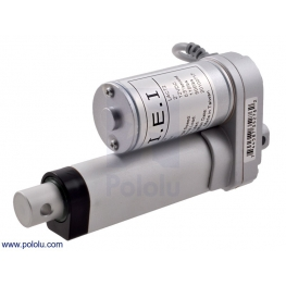 Concentric LACT2-12V-20 Linear Actuator: 2 (inches) Stroke, 12V,