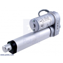 Concentric LACT4-12V-20 Linear Actuator: 4 (inches) Stroke, 12V,