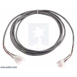 10ft Extension Cable for Concentric LD Linear Actuators