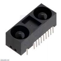 Sharp GP2Y0A60SZLF Analog Distance Sensor 10-150cm